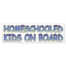 Homeschooled Kids On Board