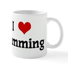 I Love bumming Small Mug