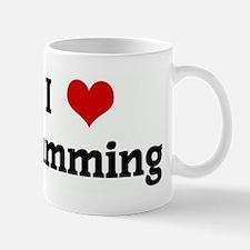 I Love bumming Small Small Mug