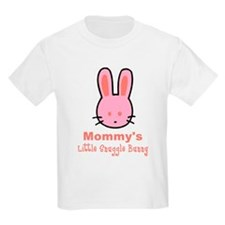 Mommy's Snuggle Bunny (Girl) T-Shirt