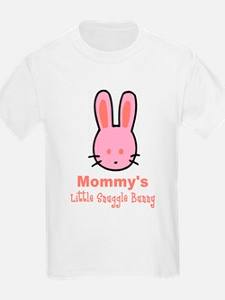 Mommy's Snuggle Bunny (Girl) T-Shirt