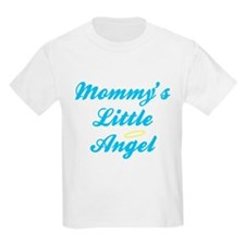Mommy's Boy Angel Kids T-Shirt