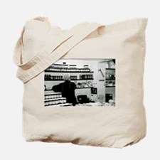 Goos News Gazette Tote Bag