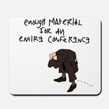 Psychiatry Conference Mousepad