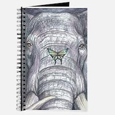 Elephant & Butterlfy Journal