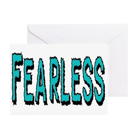 Fearless Greeting Cards (Pk of 20)