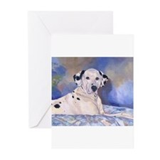 Dalmation Greeting Cards (Pk of 10)