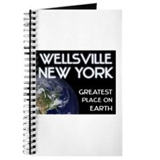 wellsville new york - greatest place on earth Jour
