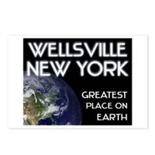 wellsville new york - greatest place on earth Post