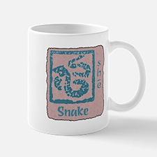 Zodiac Snake Mug