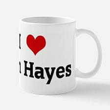 I Love Dan Hayes Mug