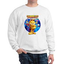 Garfield's Pet Force Sweatshirt