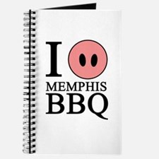 I Love Memphis BBQ Journal