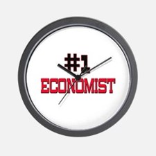 Number 1 ECONOMIST Wall Clock
