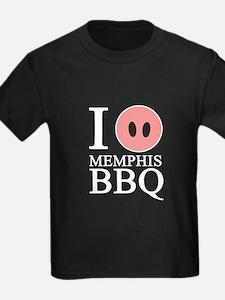 I Love Memphis BBQ T