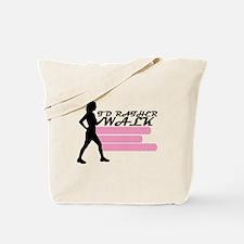 I'd Rather Walk Tote Bag