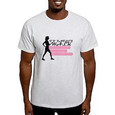 I'd Rather Walk T-Shirt