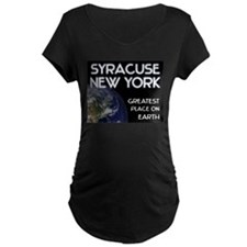syracuse new york - greatest place on earth Matern