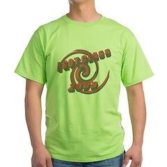 I Got Class Class of 2009 Green T-Shirt