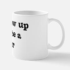 Be A Skipper Mug