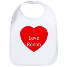 SGA Love Ronon Bib