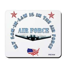 Air Force Son-in-Law Mousepad
