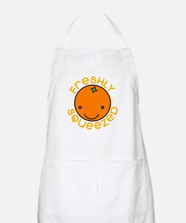 Freshly Squeezed BBQ Apron