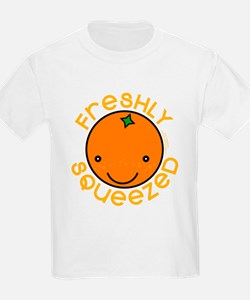 Freshly Squeezed Kids T-Shirt