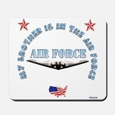 Air Force Brother Mousepad