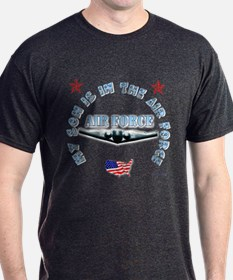 Air Force Son T-Shirt