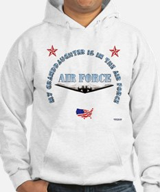 Air Force Granddaughter Hoodie