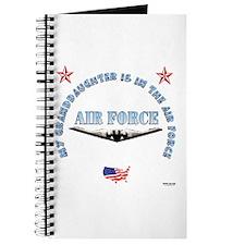 Air Force Granddaughter Journal