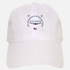 Air Force Grandson Baseball Baseball Cap