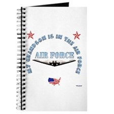 Air Force Grandson Journal