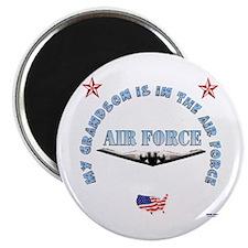 Air Force Grandson Magnet