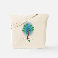 The Living Tree Tote Bag