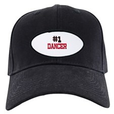 Number 1 DANCER Baseball Hat