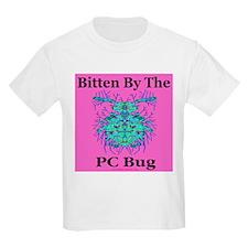 PC Bug Kids T-Shirt