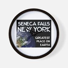 seneca falls new york - greatest place on earth Wa