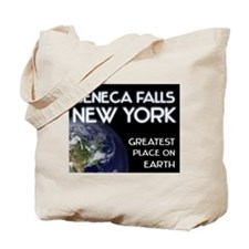 seneca falls new york - greatest place on earth To