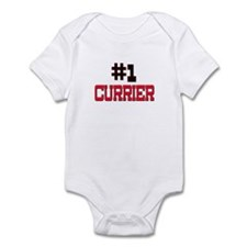 Number 1 CURRIER Infant Bodysuit