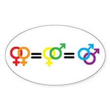 Gay Rights Decal