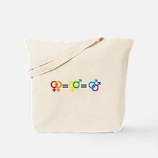 Gay Rights Tote Bag