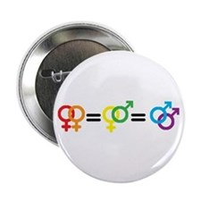 """Gay Rights 2.25"""" Button"""