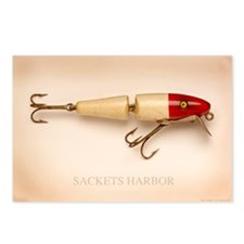 Cute Lure Postcards (Package of 8)