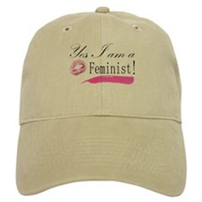 Yes, I am a Feminist! Baseball Cap