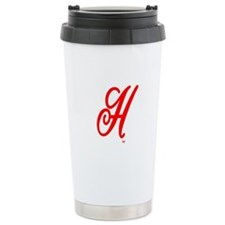 "Initial ""H"" Travel Coffee Mug"