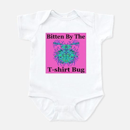 T-shirt Bug Infant Creeper