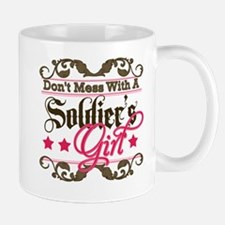 Don't Mess with a Soldier's G Mug