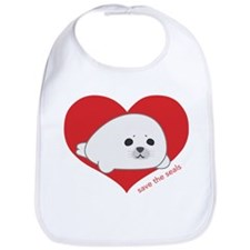 Save the Seals Bib